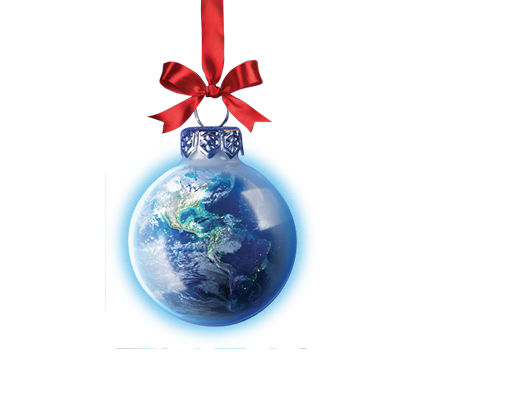 Hope of the world bauble