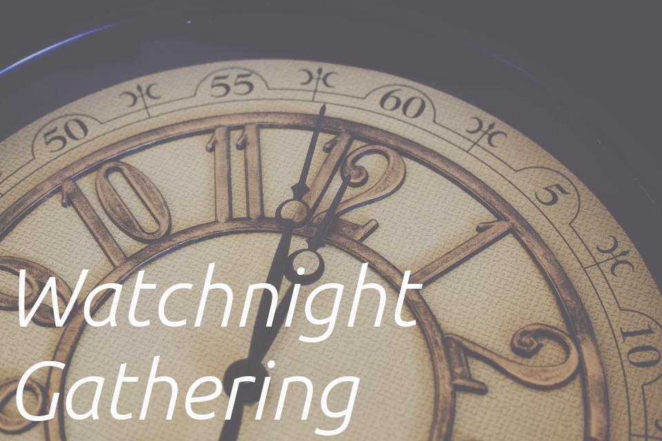watchnight clock